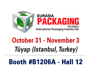 United Barcode Systems estará en Eurasia Packaging Fair 2018