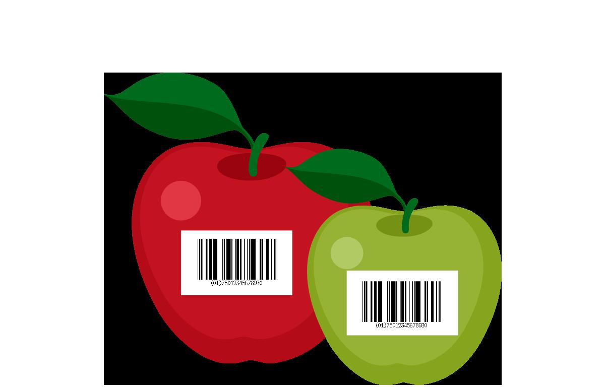 Manzanas codificadas